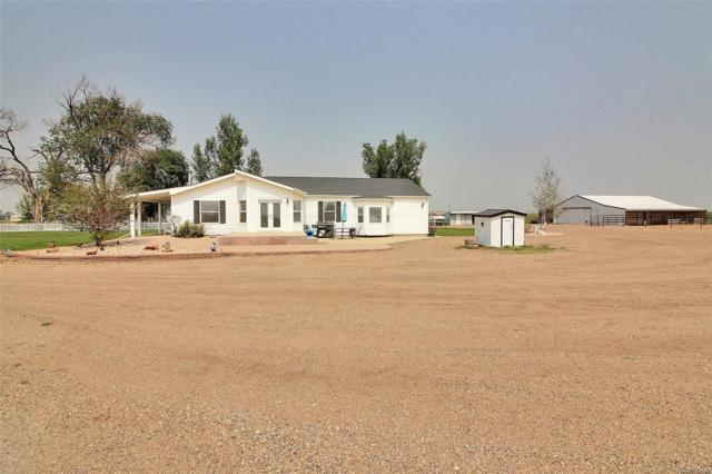 17746 County Road 29, Platteville, CO 80651 (MLS #6866020) :: 8z Real Estate