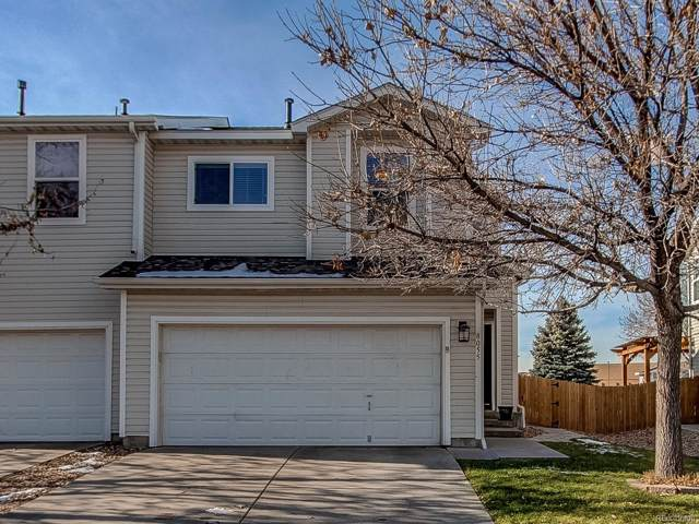 8055 S Kalispell Way, Englewood, CO 80112 (MLS #6866352) :: 8z Real Estate