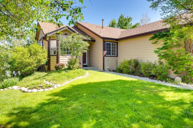 13897 W 65th Drive, Arvada, CO 80004 (#6866434) :: The HomeSmiths Team - Keller Williams