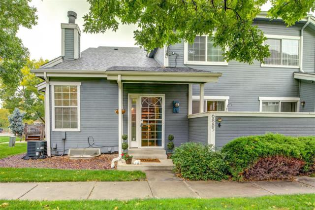 6885 Xavier Circle #4, Westminster, CO 80030 (#6866822) :: The Healey Group