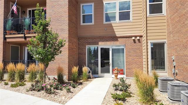 15274 W 64th Lane #101, Arvada, CO 80007 (MLS #6867378) :: 8z Real Estate