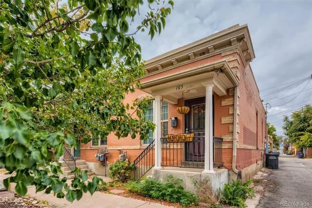 165 S Bannock Street, Denver, CO 80223 (#6867545) :: The Gilbert Group