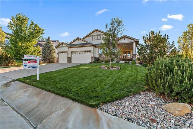 4973 Wagontrail Court, Parker, CO 80134 (#6867605) :: The Healey Group