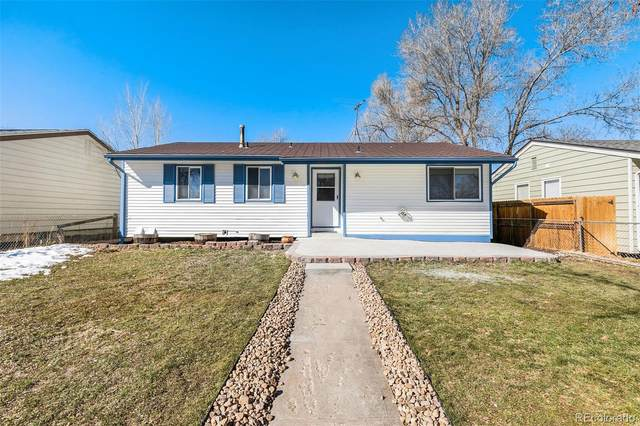 985 S Krameria Street, Denver, CO 80224 (MLS #6868732) :: 8z Real Estate