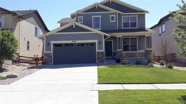 8420 Windy Court, Arvada, CO 80007 (#6868869) :: West + Main Homes