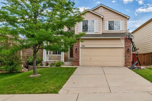 9747 Moss Rose Circle, Highlands Ranch, CO 80129 (#6868981) :: The Galo Garrido Group