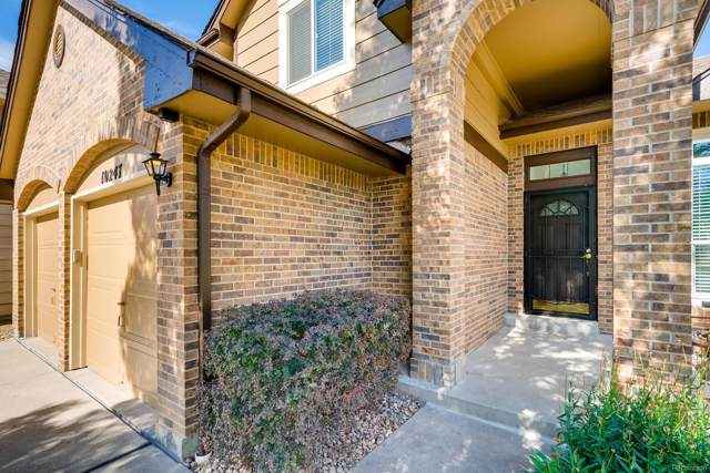 10247 Travertine Place, Parker, CO 80134 (#6869627) :: RazrGroup