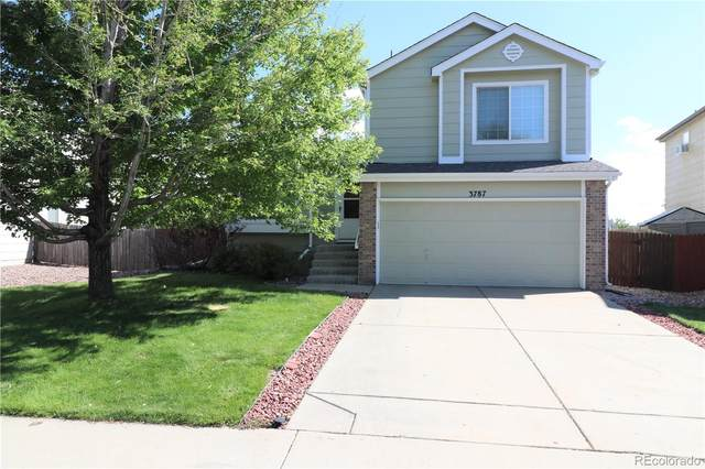3787 S Lisbon Way, Aurora, CO 80013 (MLS #6869632) :: Keller Williams Realty