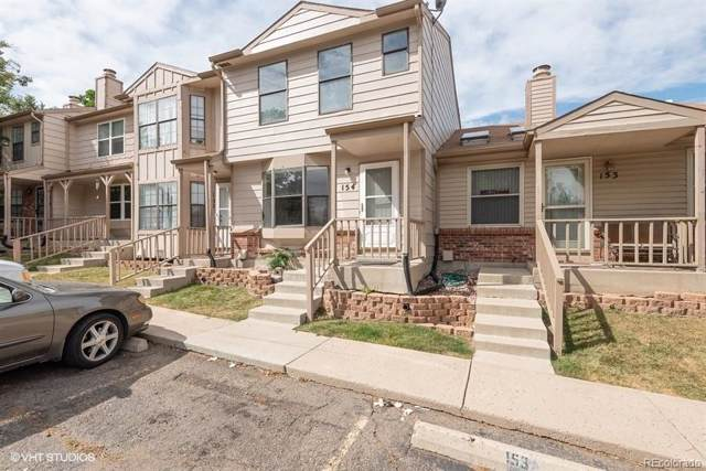 8128 Washington Street #154, Denver, CO 80229 (MLS #6869664) :: 8z Real Estate