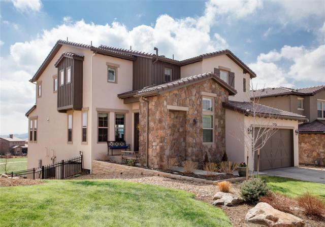 2238 S Nile Street, Lakewood, CO 80228 (#6870260) :: The Peak Properties Group