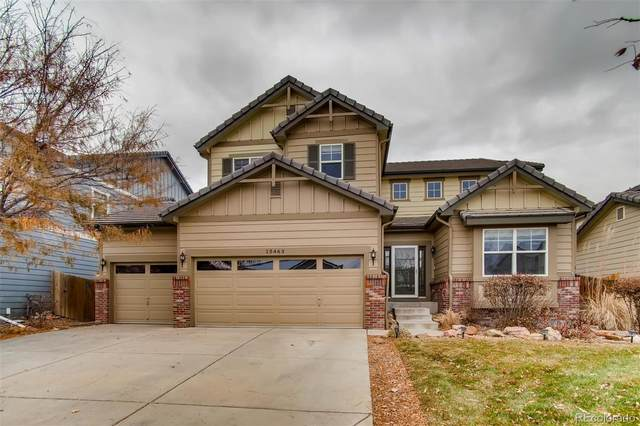 15463 E 117th Avenue, Commerce City, CO 80022 (#6870415) :: The Harling Team @ Homesmart Realty Group