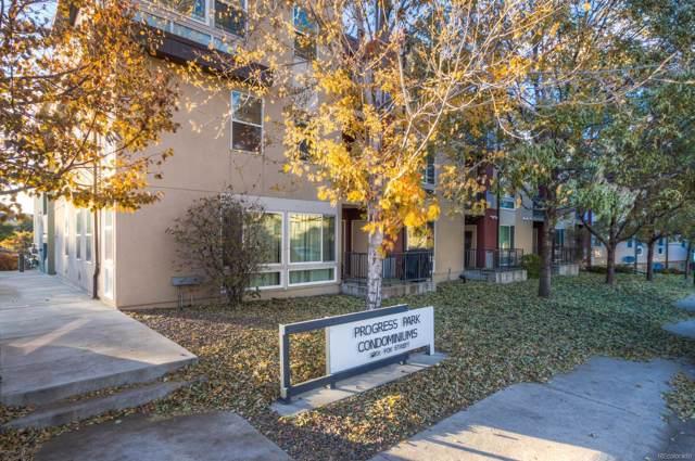 5201 S Fox Street #307, Littleton, CO 80120 (#6870721) :: The Heyl Group at Keller Williams