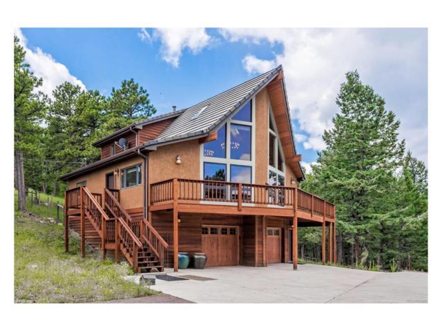 610 Genesee Mountain Road, Golden, CO 80401 (#6870776) :: The Peak Properties Group