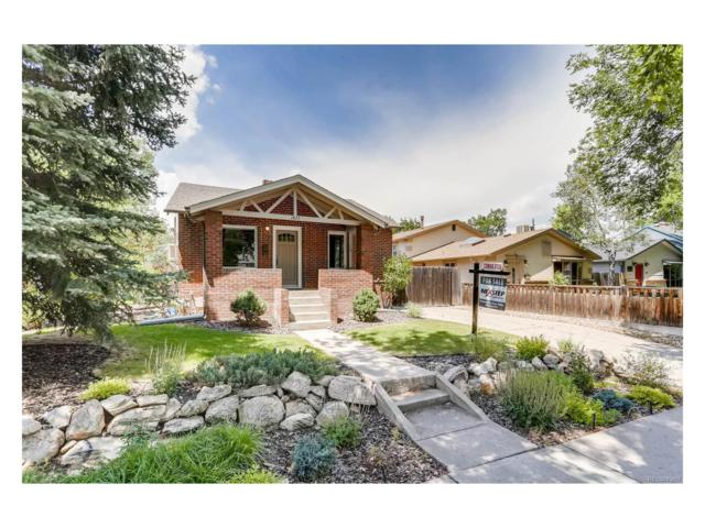 1823 S Downing Street, Denver, CO 80210 (MLS #6871069) :: 8z Real Estate