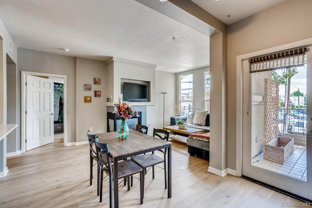 1521 Vine Street #106, Denver, CO 80206 (#6871166) :: Chateaux Realty Group