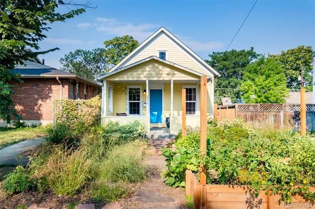 2933 N Lafayette Street, Denver, CO 80205 (#6871184) :: Wisdom Real Estate