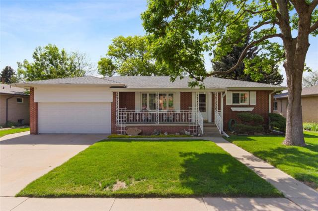 2345 S Birch Street, Denver, CO 80222 (#6871294) :: milehimodern
