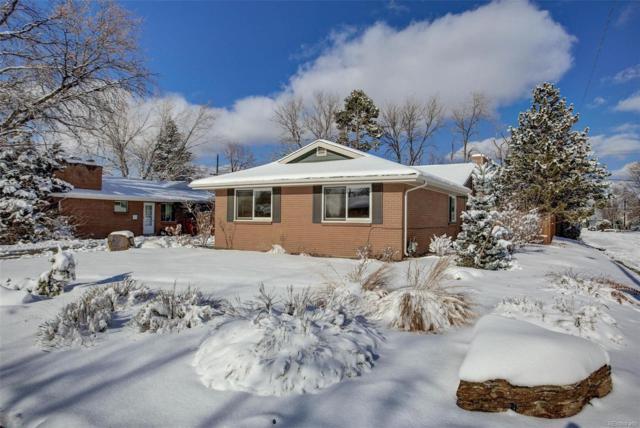 2494 S Jasmine Street, Denver, CO 80222 (MLS #6871331) :: 8z Real Estate