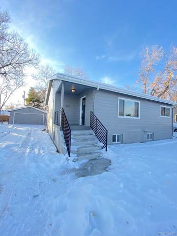 1185 S Tennyson Street, Denver, CO 80219 (#6871472) :: The HomeSmiths Team - Keller Williams