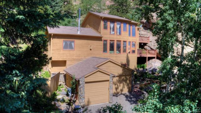 551 Aspen Drive, Evergreen, CO 80439 (#6871473) :: The City and Mountains Group
