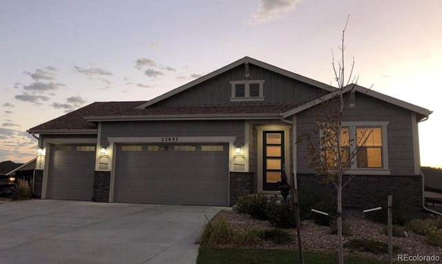 23897 E Rockinghorse Parkway, Aurora, CO 80016 (MLS #6871679) :: Neuhaus Real Estate, Inc.