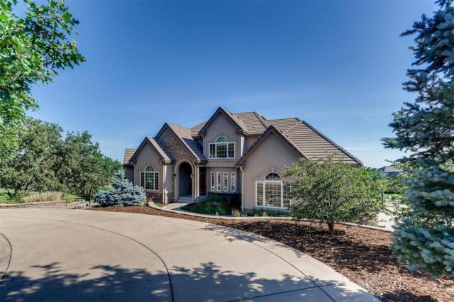 1033 Annabar Drive, Castle Rock, CO 80108 (MLS #6871732) :: 8z Real Estate