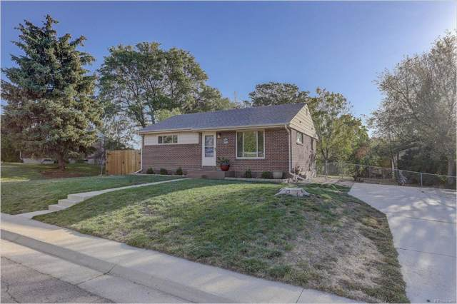 10664 Downing Street, Northglenn, CO 80233 (#6871767) :: The Griffith Home Team