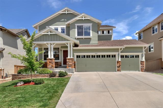 5549 Longwood Circle, Highlands Ranch, CO 80130 (#6872191) :: Wisdom Real Estate