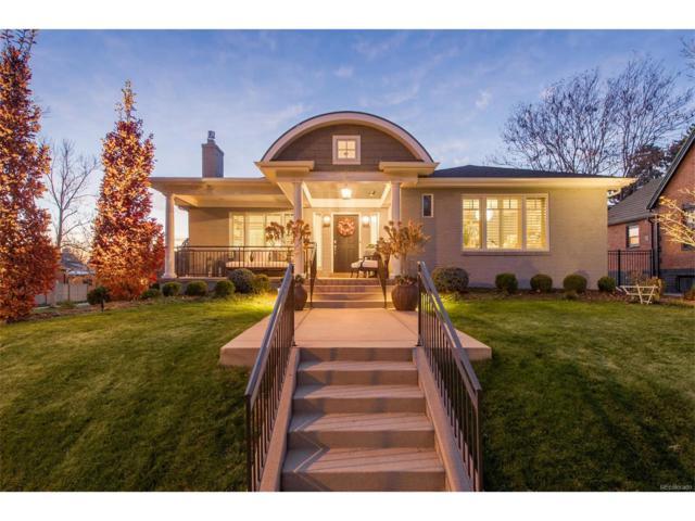 395 S Gaylord Street, Denver, CO 80209 (MLS #6872299) :: 8z Real Estate