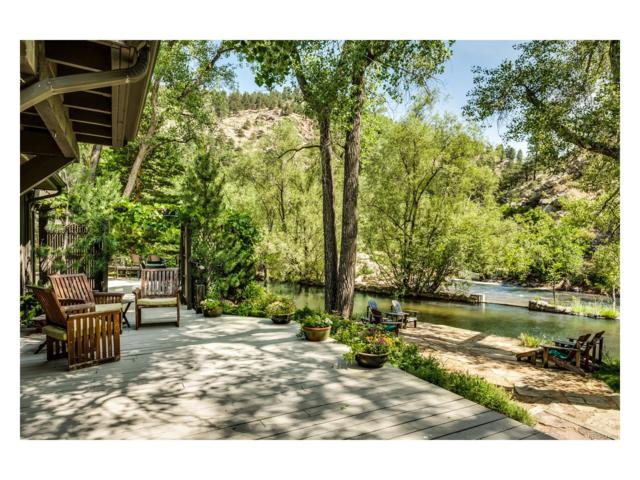40420 Boulder Canyon Drive, Boulder, CO 80302 (MLS #6872350) :: 8z Real Estate