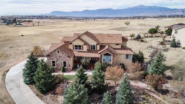 6925 Forestgate Drive, Colorado Springs, CO 80908 (MLS #6872540) :: 8z Real Estate