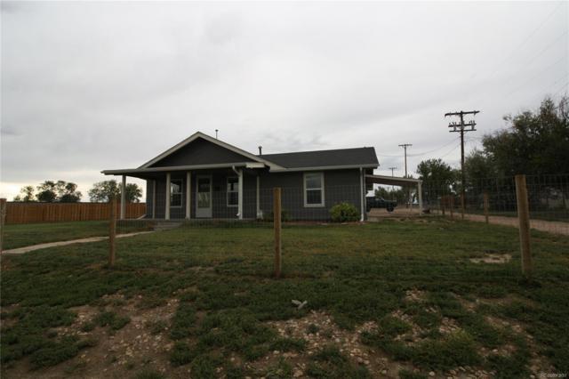 75 W Gandy Avenue, Keenesburg, CO 80643 (#6872580) :: The Peak Properties Group