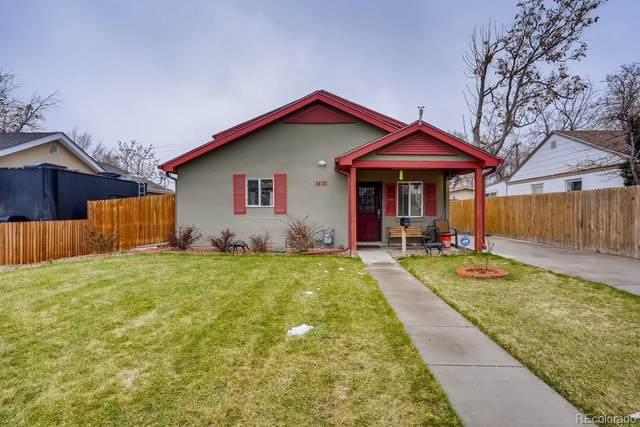 3430 Dexter Street, Denver, CO 80207 (#6872642) :: Kimberly Austin Properties