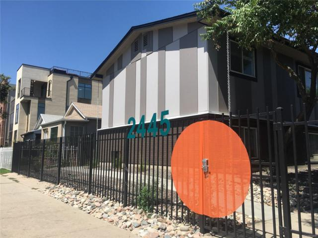 2445 Lawrence Street, Denver, CO 80210 (MLS #6872994) :: 8z Real Estate