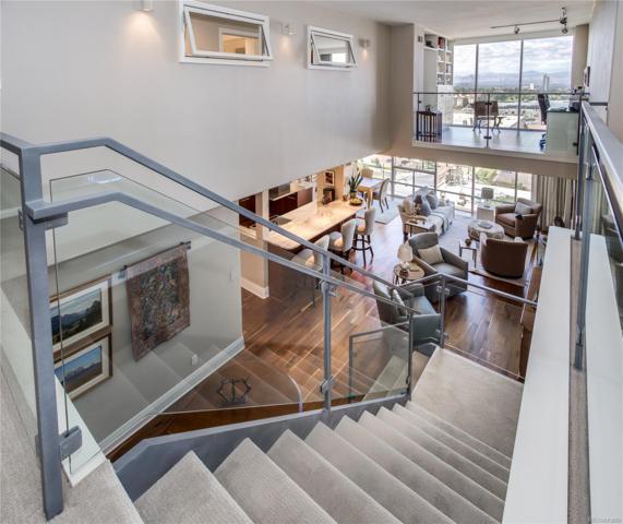 2 Adams Street #1603, Denver, CO 80206 (#6873123) :: Colorado Home Finder Realty