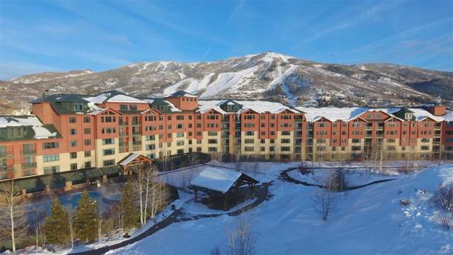 2300 Mount Werner Circle #646, Steamboat Springs, CO 80487 (MLS #6873354) :: 8z Real Estate