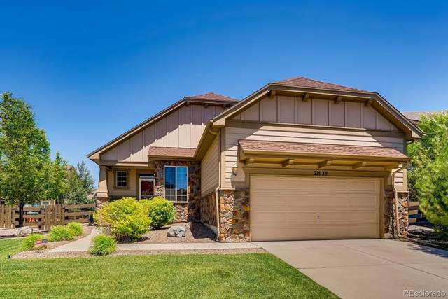 21935 E Tallkid Avenue, Parker, CO 80138 (#6873532) :: The Healey Group