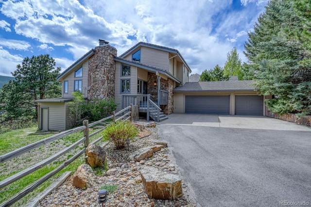 31250 Eagle Crest Lane, Evergreen, CO 80439 (#6873861) :: Bring Home Denver with Keller Williams Downtown Realty LLC