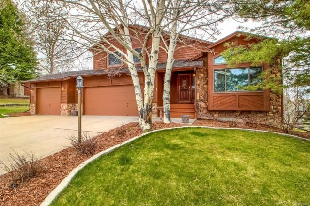 6247 Northstar Ridge Lane, Parker, CO 80134 (#6873962) :: 5281 Exclusive Homes Realty