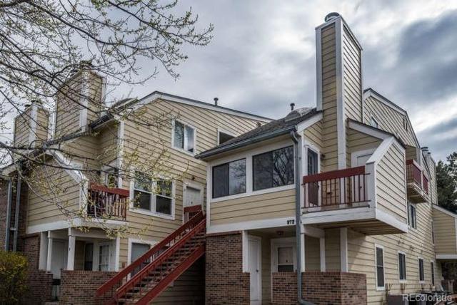 972 S Dearborn Way #15, Aurora, CO 80012 (#6874033) :: The Peak Properties Group