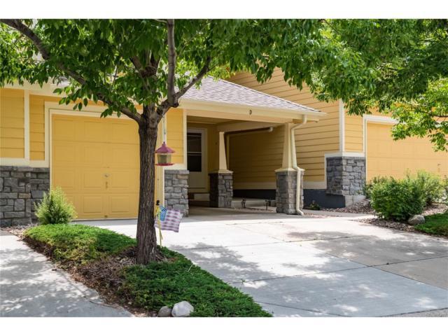 19694 E Mann Creek Drive D, Parker, CO 80134 (MLS #6874093) :: 8z Real Estate