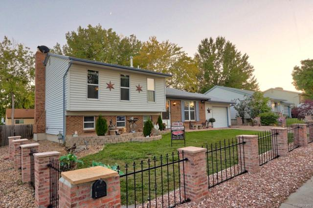2802 W 98th Circle, Federal Heights, CO 80260 (#6874341) :: The Peak Properties Group