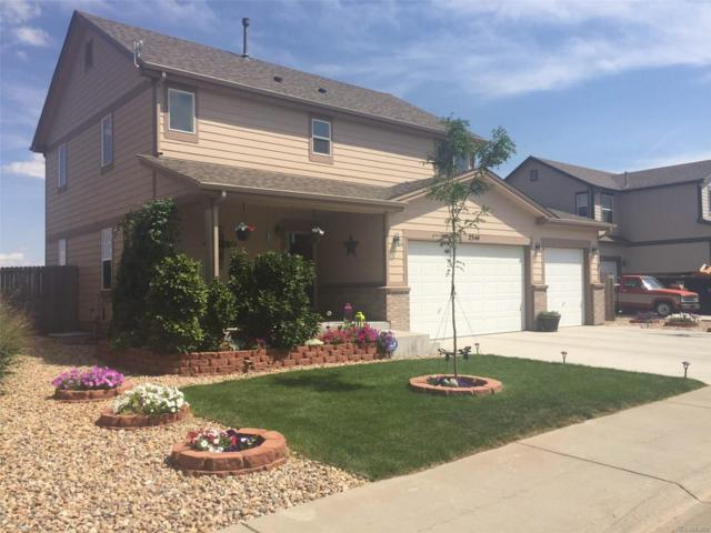 2344 Basil Street, Strasburg, CO 80136 (#6874400) :: The Galo Garrido Group