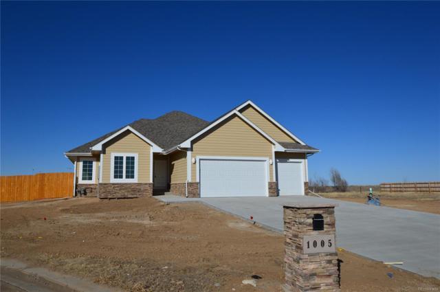 1005 Viewridge Road, Bennett, CO 80102 (#6874569) :: The Peak Properties Group