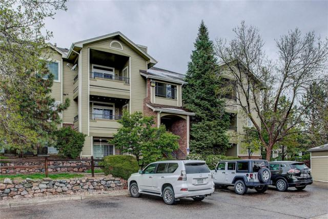 8400 S Upham Way F35, Littleton, CO 80128 (MLS #6874600) :: 8z Real Estate
