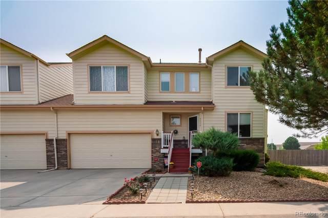 9534 E Louisiana Place, Denver, CO 80247 (#6874831) :: Wisdom Real Estate