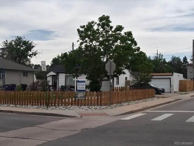 2701 S Decatur Street, Denver, CO 80236 (#6874883) :: milehimodern