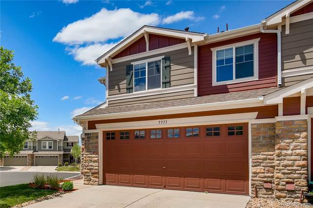 5933 Turnstone Place, Castle Rock, CO 80104 (#6875065) :: The DeGrood Team