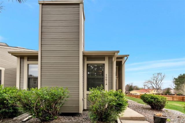 4661 S Fraser Circle A, Aurora, CO 80015 (#6875380) :: The Healey Group