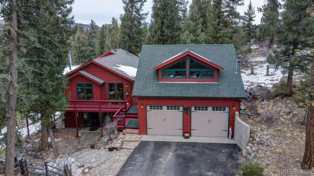 35 Zip Lane, Bailey, CO 80421 (#6875393) :: iHomes Colorado